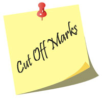 Cut Off Marks