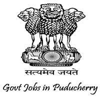 Govt Jobs in Puducherry