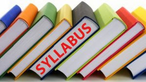 Border Roads Organization Syllabus