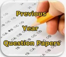SSC JE Exam Previous Papers