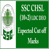 SSC CHSL Cut Off 2016-17