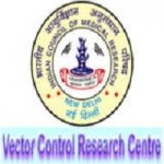 VCRC 2017 MTS Syllabus | Vector Control Research Center Technician Test Pattern | www.vcrc.res.in