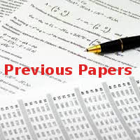 RRC NWR Clerk Previous Papers