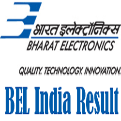 BEL Deputy Engineer Result 2017 | Check Deputy Manager Merit List