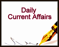 13th October 2017 Current Affairs