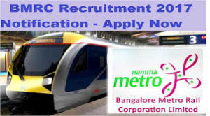 BMRCL Notification 2017-18