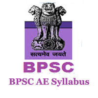 BPSC Assistant Engineer Syllabus