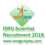 ISRO Scientist Recruitment 2018 – 106 Scientist/Engineer Vacancies – Apply Online @ isro.gov.in